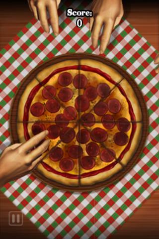 Screenshot It's My Pizza: Italy!