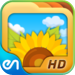 Secret Photo+Folder HD for iPad (Organize/Video/Memo/Share)