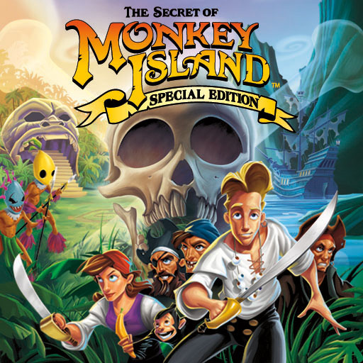The Secret of Monkey Island: Special Edition iOS